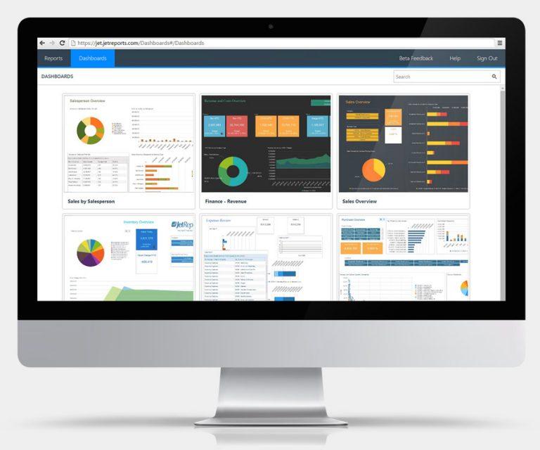 Jet Professional Web Portal